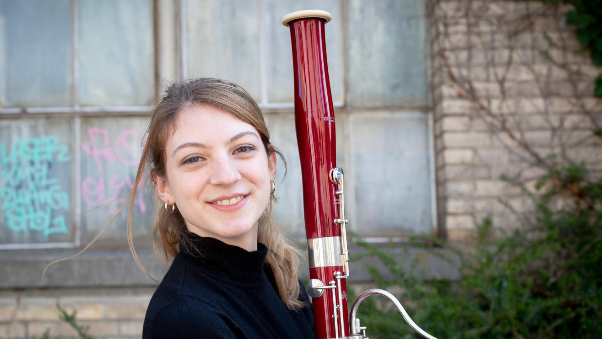 Portrait Valeria Curti