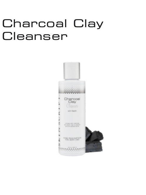 Charcoal Clay Cleanser 2 oz