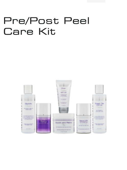 Pre/Post Peel Care Kit