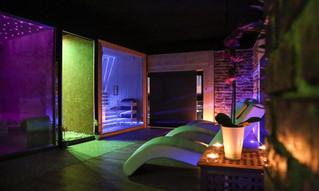 Approfitta della spa Angioino