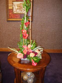 Modern Corporate flower arrangement