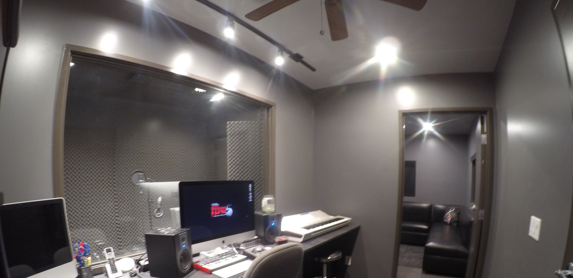 Welcome To Our Recording Studio.JPG