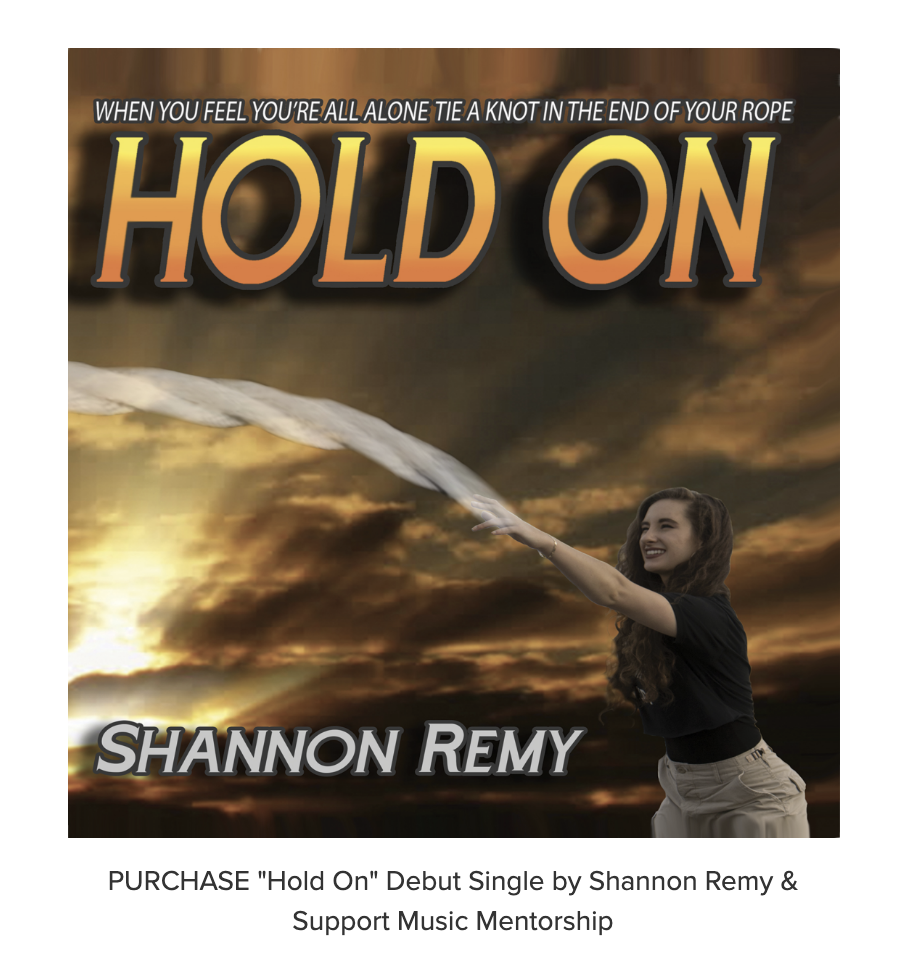 Shannon Remy's Debut Single Hold On