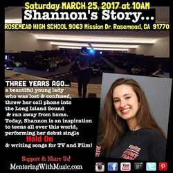 Shannon at Rosemead High
