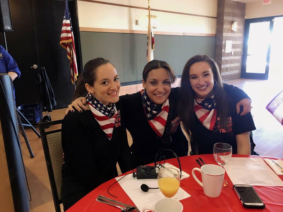 Veterans Day Prayer Breakfast Rosead CA