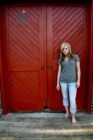 Helena area high school senior portrait by Crystal Nance Photography in Montana