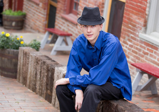 Senior Guy Portraits in Helena MT by CNP