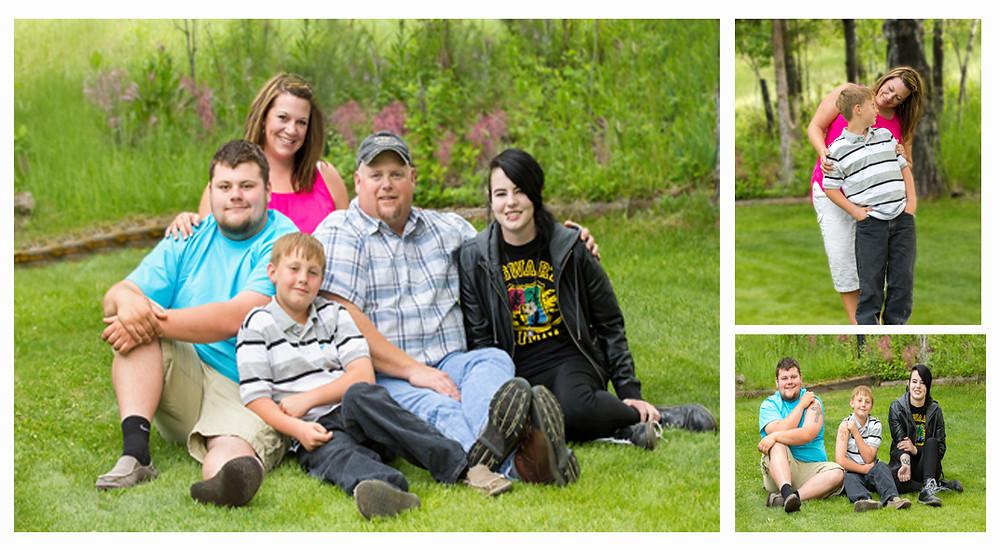 erskine family portraits clancy mt