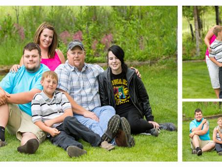 Erskine | Family Portraits | Clancy, MT