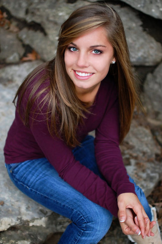 Beautiful Senior Portraits by Crystal Nance Photography near Boulder, MT