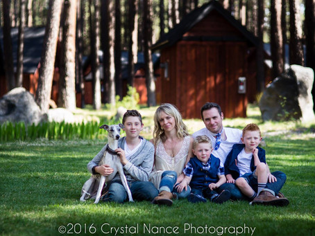 Edwards | Family Portraits | Sisters, OR