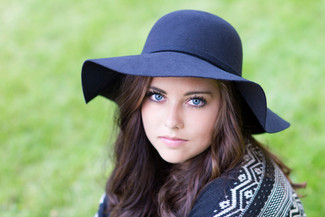 Lovely Teen Portrait by Crystal Nance Photography in Helena MT