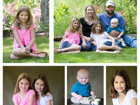 Dowling | Family Portraits | Clancy, MT