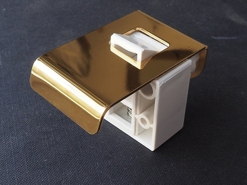 Gold Plated Pull latch