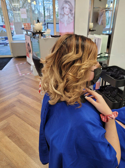 Klant foto - Hair & Beauty