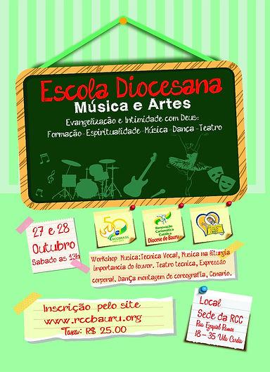 Escola Diocesanade Música e Artes