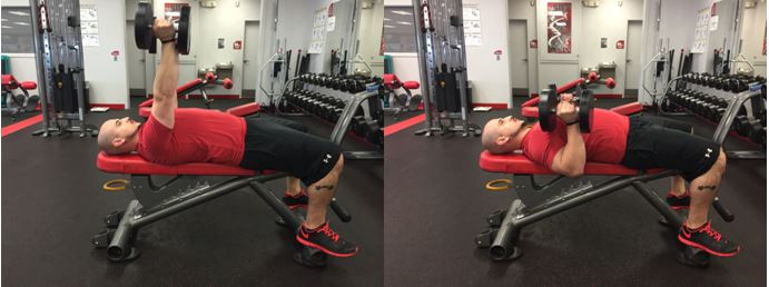 Neutral Grip Bench Press