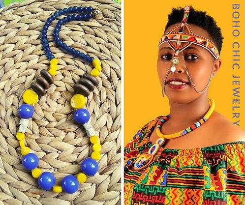 שרשרת אפריקה שקיעה וים