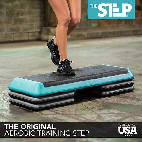 Buy Aerobic Steps and Risers Buy and Sell Fitness