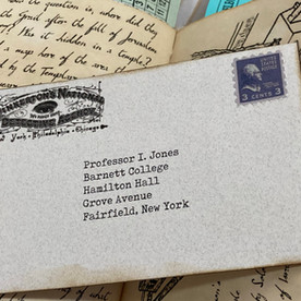 Pinkerton Envelope