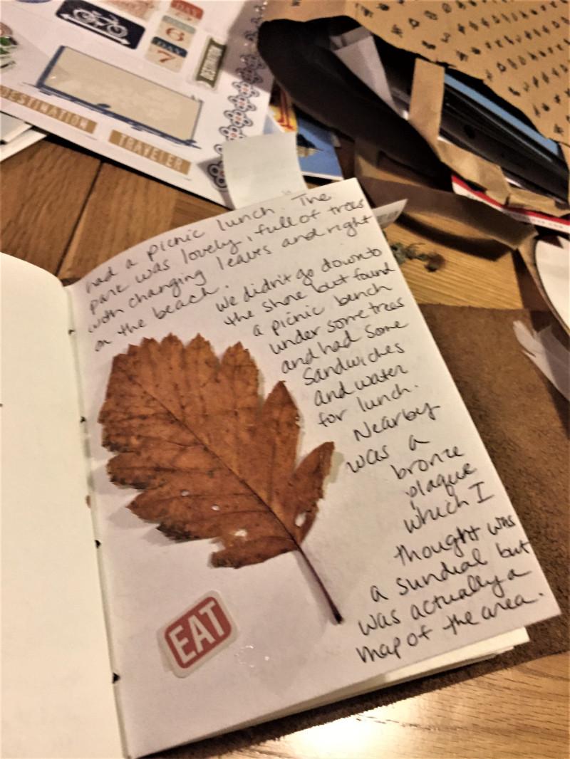 Aurrora's Scotland Journal