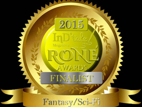 Stefan of Caeli Nominated for Rone Award!