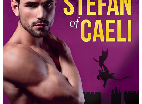 New Release: Stefan of Caeli