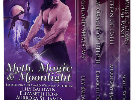 New Release: Myth, Moonlight, & Magic