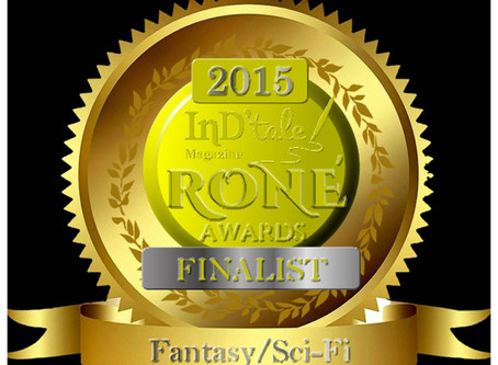 Finalist for the Rone Awards!