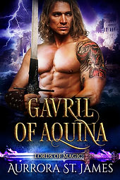 Gavril of Aquina Book Cover