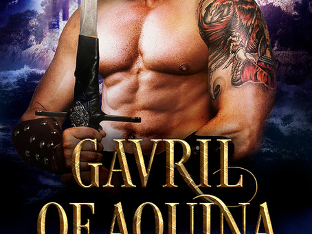 New Cover for Gavril of Aquina