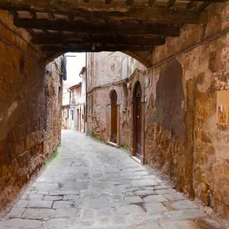 Semar's Alleys