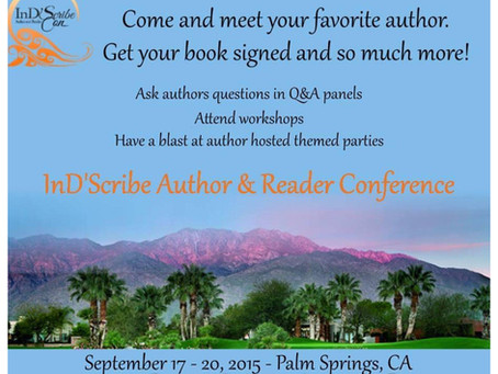 Event: InD'Scribe Con in Palm Springs, CA