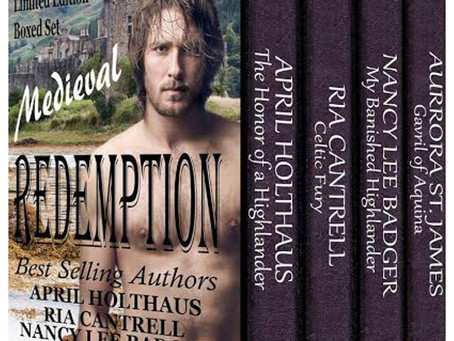 New Release: Medieval Redemption