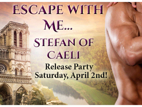 Stefan of Caeli Release Party