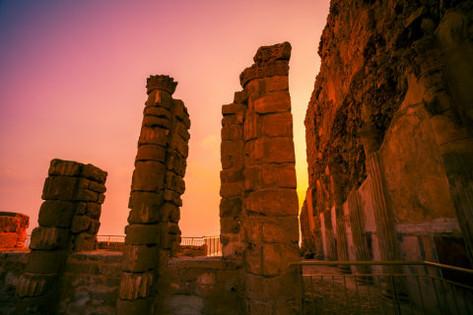 Temple in Semar