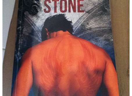 Set in Stone Proof Has Arrived!
