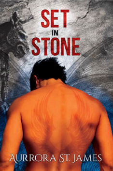 Set in Stone by Aurrora St. James