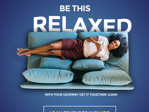 New Loan Special: Gateway 'Get It Together' Loan