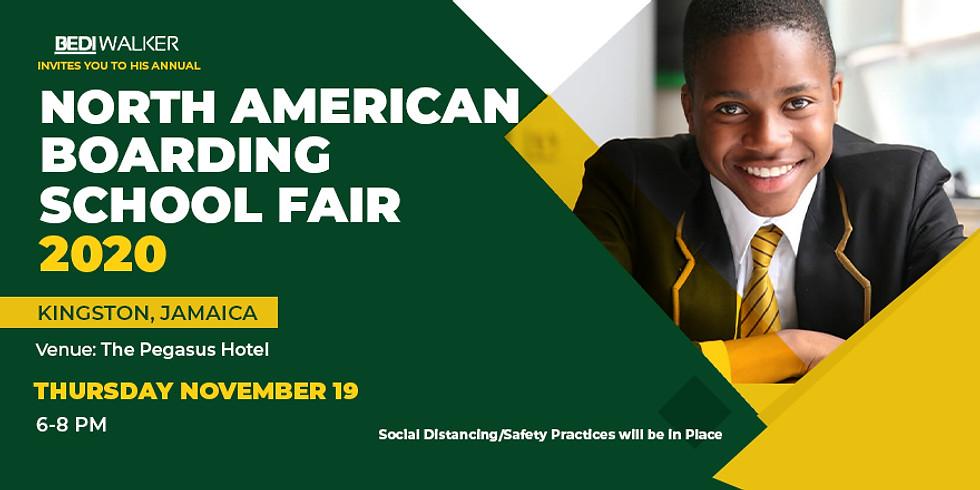North American Boarding School Fair - Kingston, Jamaica