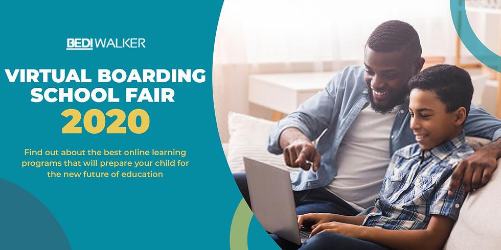 Bedi Walker Virtual Boarding School Fair 2020