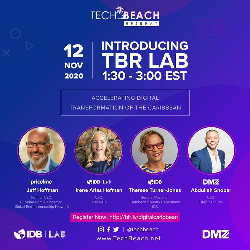 Tech Beach Retreat: Launch of TBR Lab