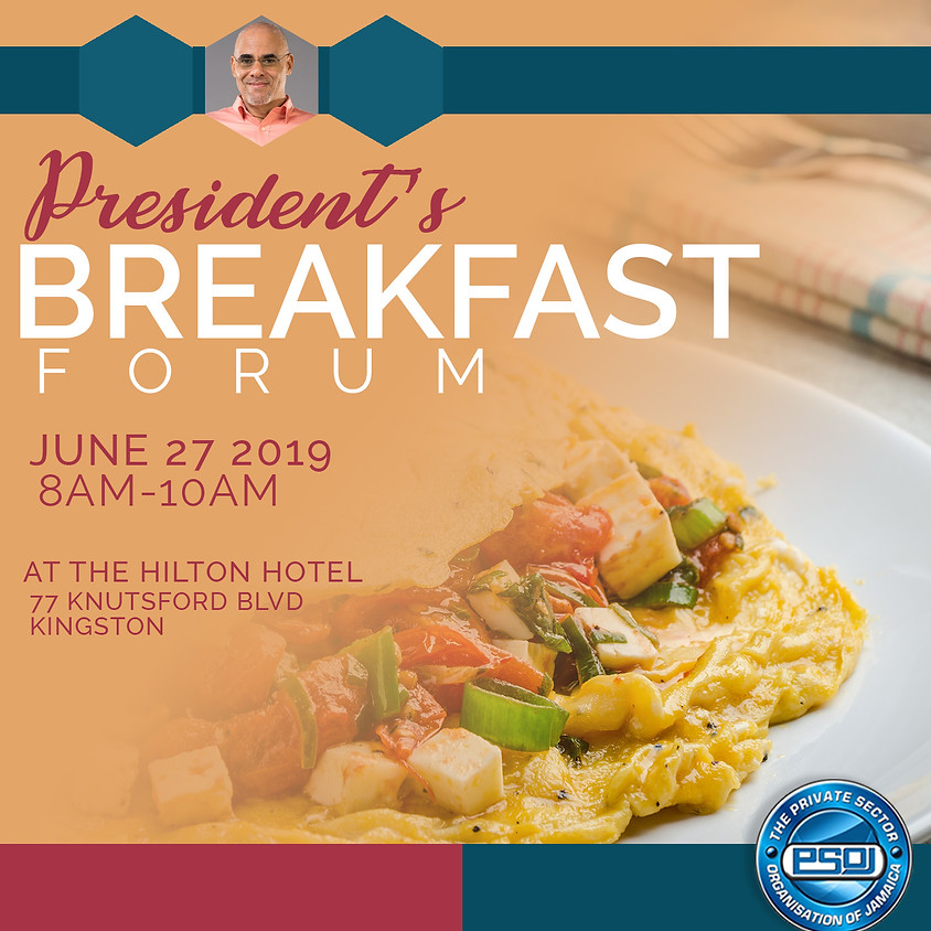 President's Breakfast Forum