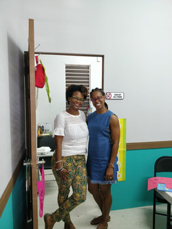 Dr. Lisa Visits Barbados!