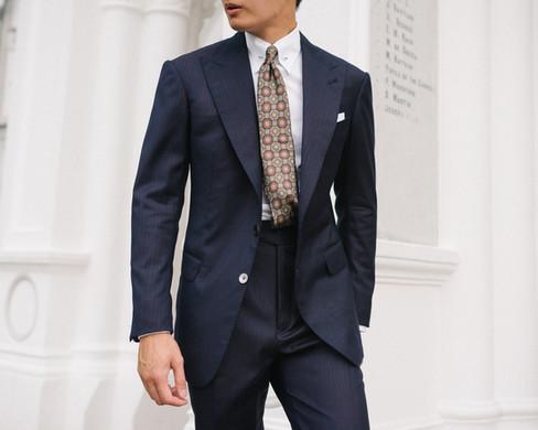 Two Tone Navy Herringbone Suit 10.jpg