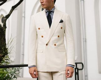 Ivory Wool Silk Air Suit 1.jpg