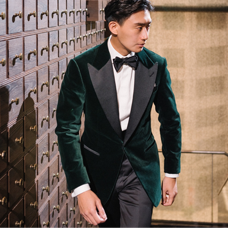 A GROOM'S GUIDE FOR WEDDING SUITS