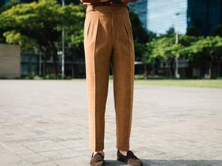 Wool Silk Linen Camel Trouser 1.jpg