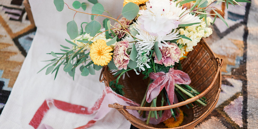 Holiday Floral Workshop with WellSpring Floral
