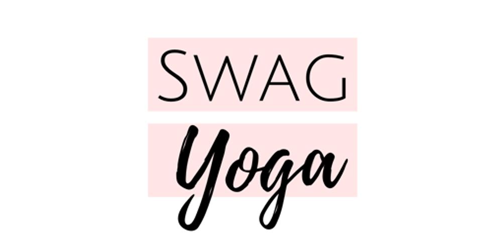 Swag HipHop Yoga Featuring DJ Anupi
